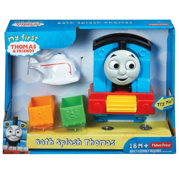 Fisher-Price My First Thomas & Friends Bath Splash Thomas 18+ Months